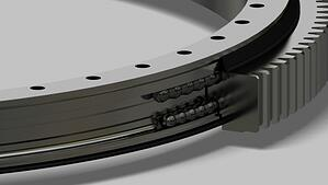 40 Series slewing ring bearing