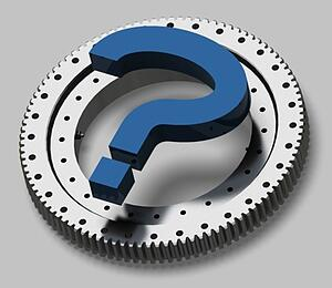 Frequently Asked Questions gear with question mark