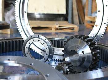 High quality gears and slewing rings