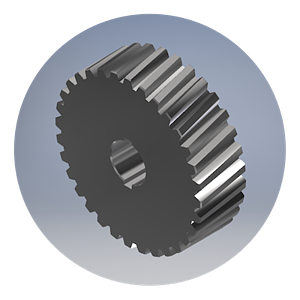 Rhino Gear Helical Gear