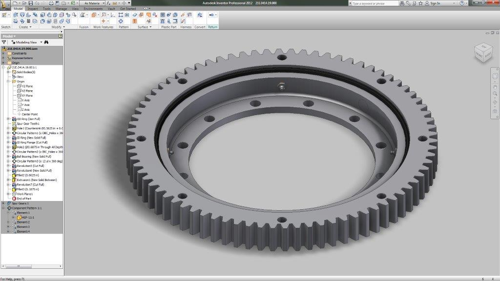 Slewing Ring Application Engineering
